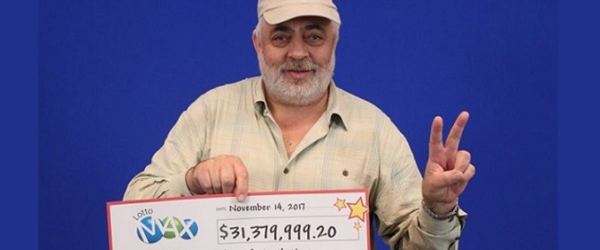 $31m Lotto Max winner initially tells wife they've won $30,000