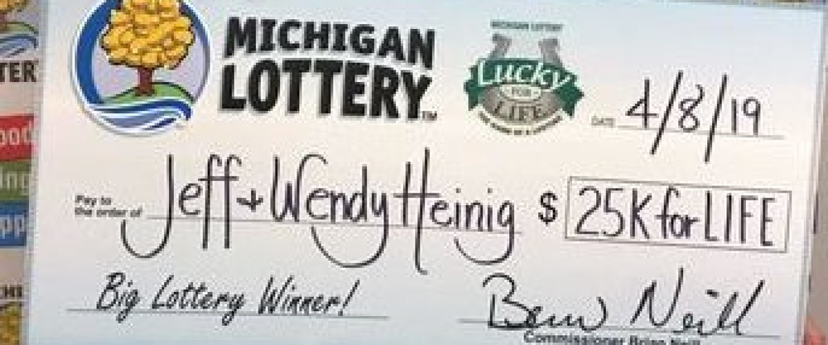 Heart Attack Survivor Set for Life after Big Lottery Win