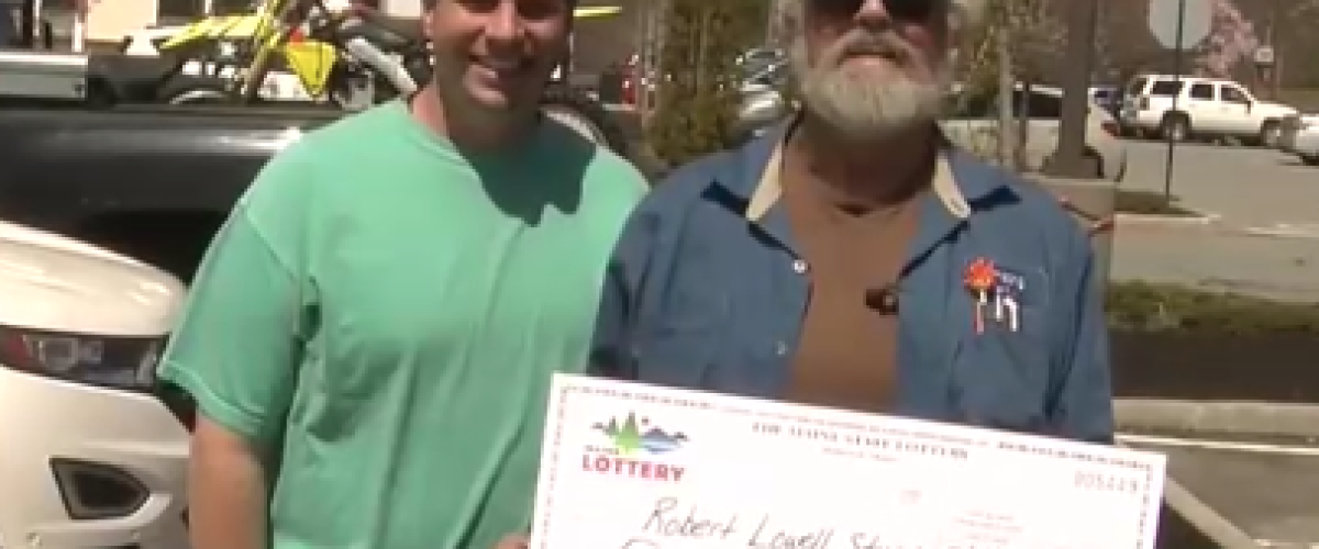 How lucky can you be? Maine man is a lottery winner twice in one year!