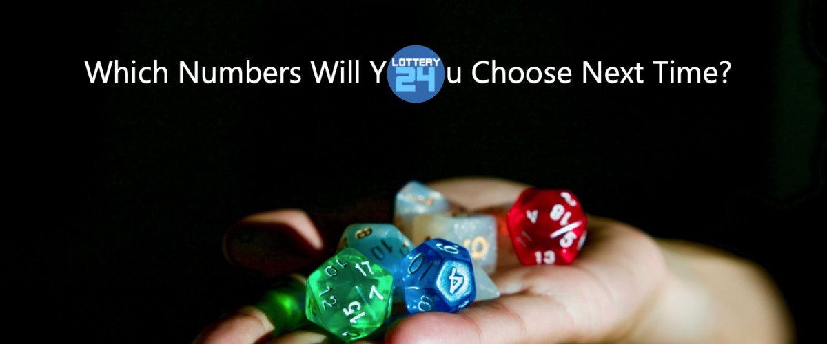How do you choose your lottery numbers?