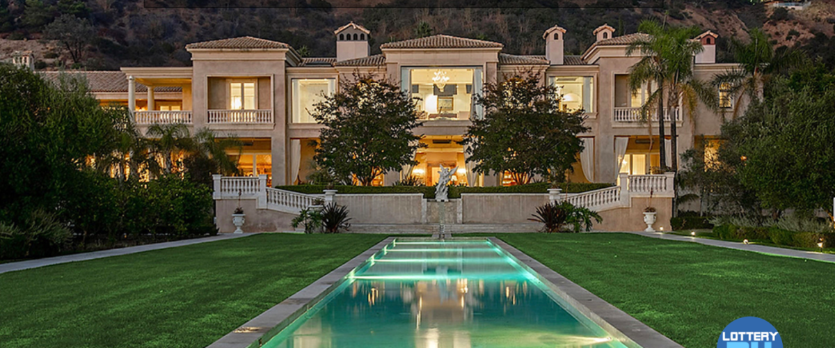 Ten Amazingly Expensive Homes a Lottery Winner can Buy