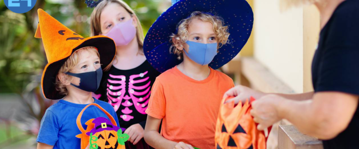 Win the Lottery and go on a Halloween Holiday