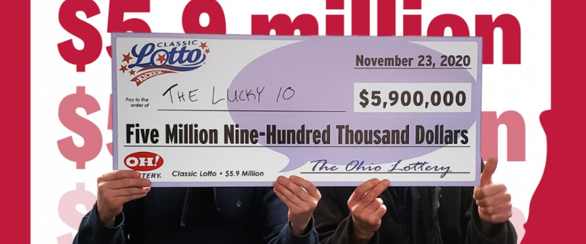 Lucky Ten Win $5.9m Classic Lotto Jackpot