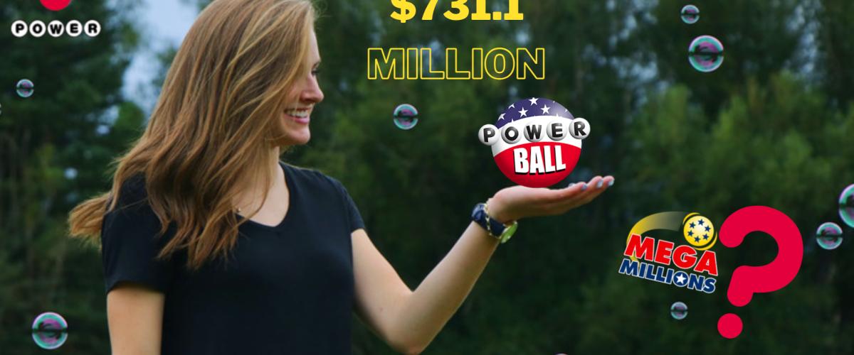 $731.1m Powerball Jackpot Won