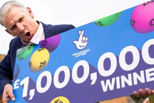 Spare Change Wins £1 million Scratchcard Prize