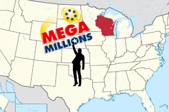 Wisconsin Finally Gets a Mega Millions Jackpot Win