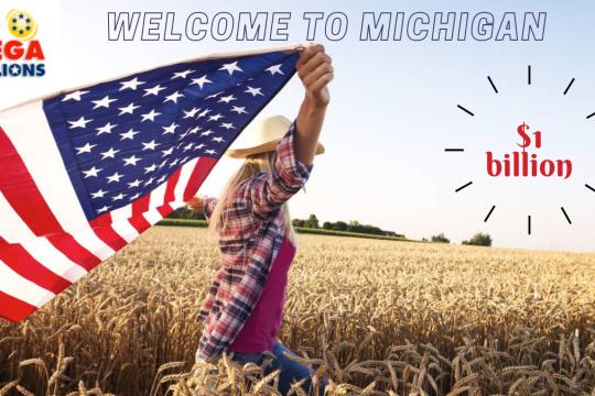 Michigan Ticket Wins $1bn Mega Millions Jackpot
