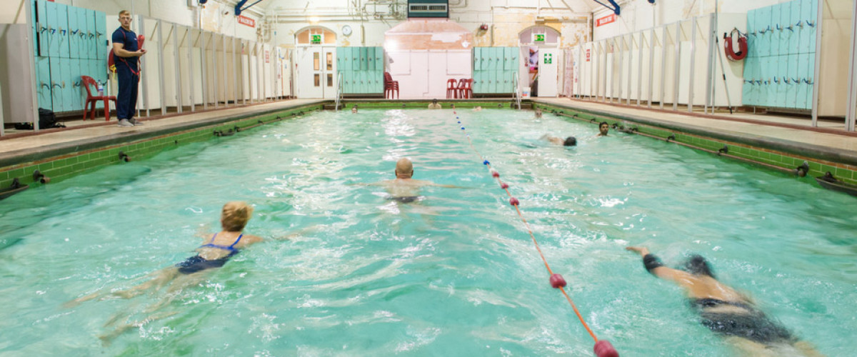 National Lottery funding to help clean up Manchester's Edwardian baths