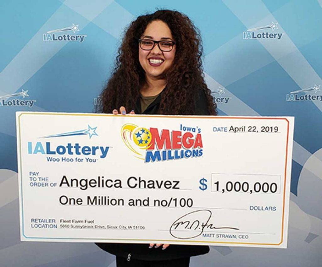 iowa lottery winner