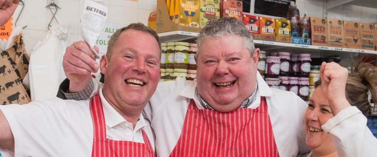 Irish Lotto Win Means Fresh Start for Butcher