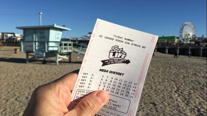 lotto winner california