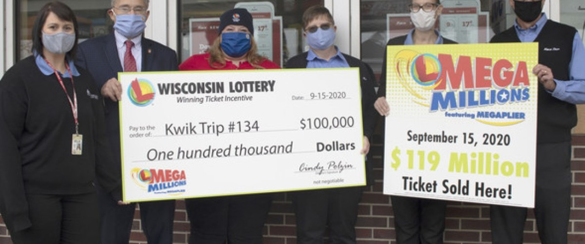 Wisconsin $120 million Mega Millions Winner Claims Prize
