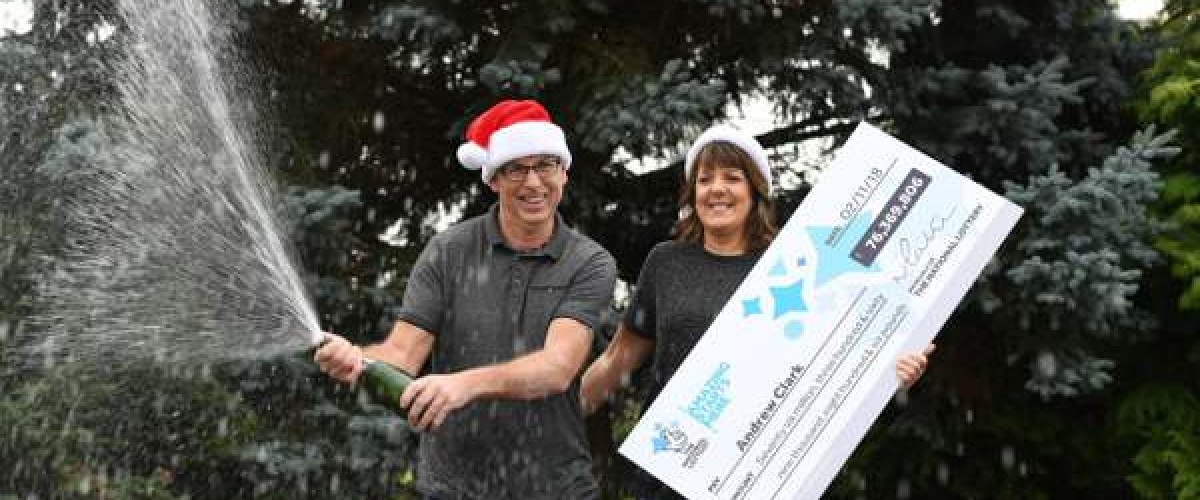 EuroMillions Winner of £76m Finally comes forward