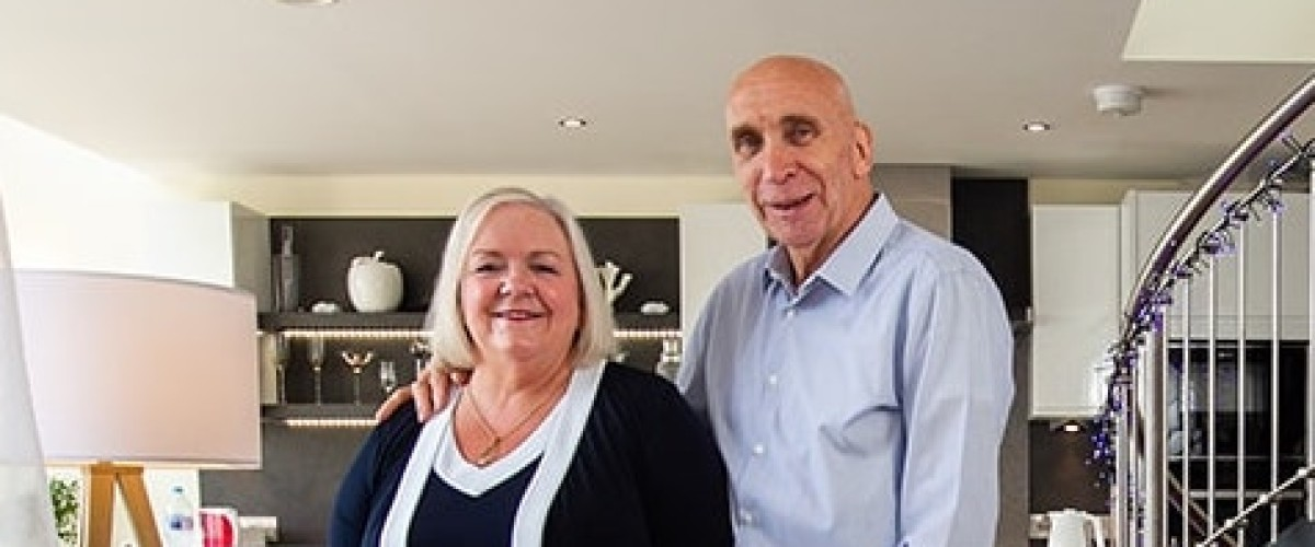 A life-changing EuroMillions win hasn't changed this Lottery couple