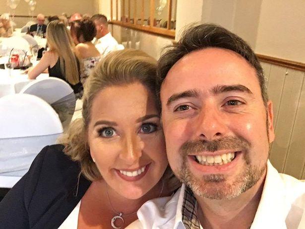 Gillian Bayford and Gavin Innes
