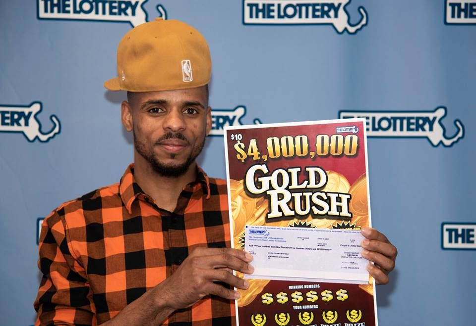 Massachusetts Lottery Winners gilson