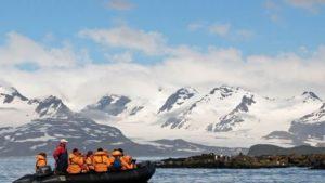 mega millions experiences Antarctica