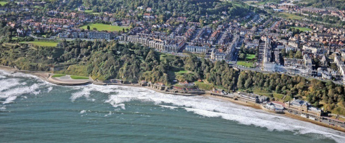 Heritage Lottery Fund to Help Restore Scarborough South Cliff Gardens