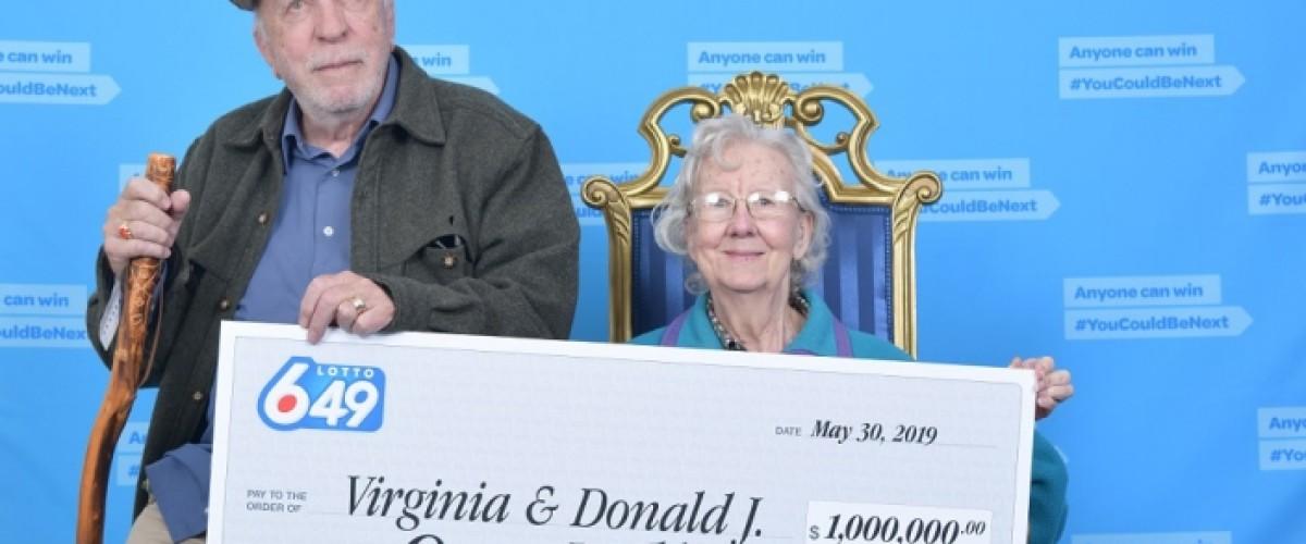 Retired Lottery Winners Scoop The Jackpot