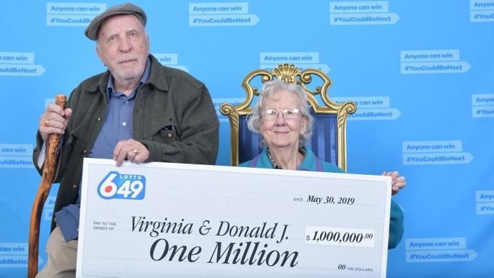 retired lottery winners