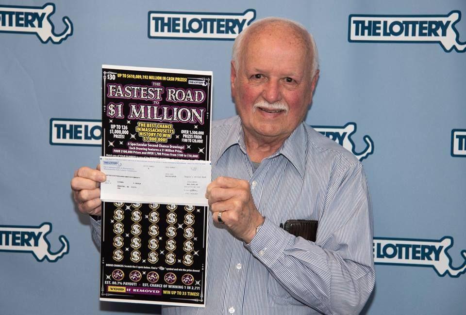 Massachusetts Lottery Winners lionel