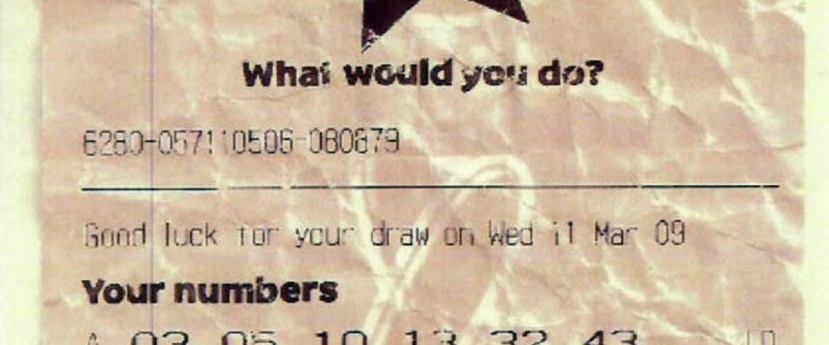 Lottery Winner Jailed After False £2.5m Payout