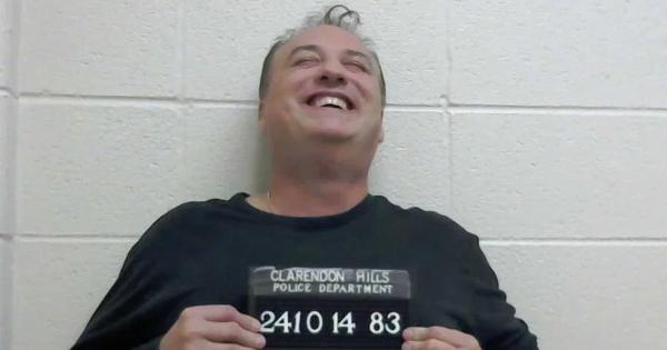 lottery winner arrested mugshot