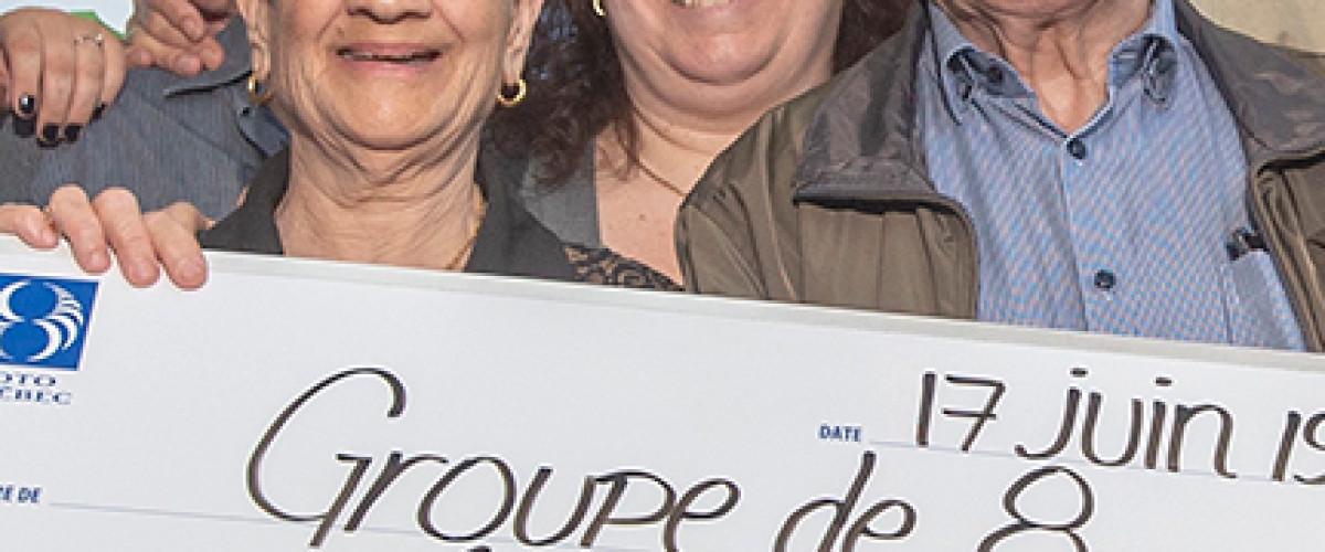 Lottery Winning Streak For Canadian Family