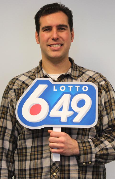 lotto 6/49 winner alfonso