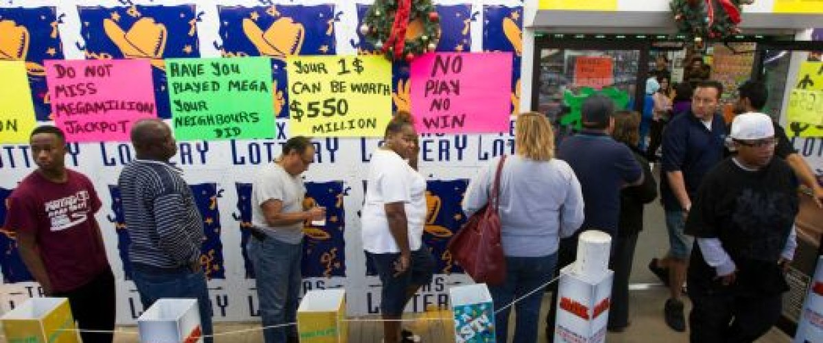 Mega Millions lottery jackpot is won – just one rollover away from breaking the record!