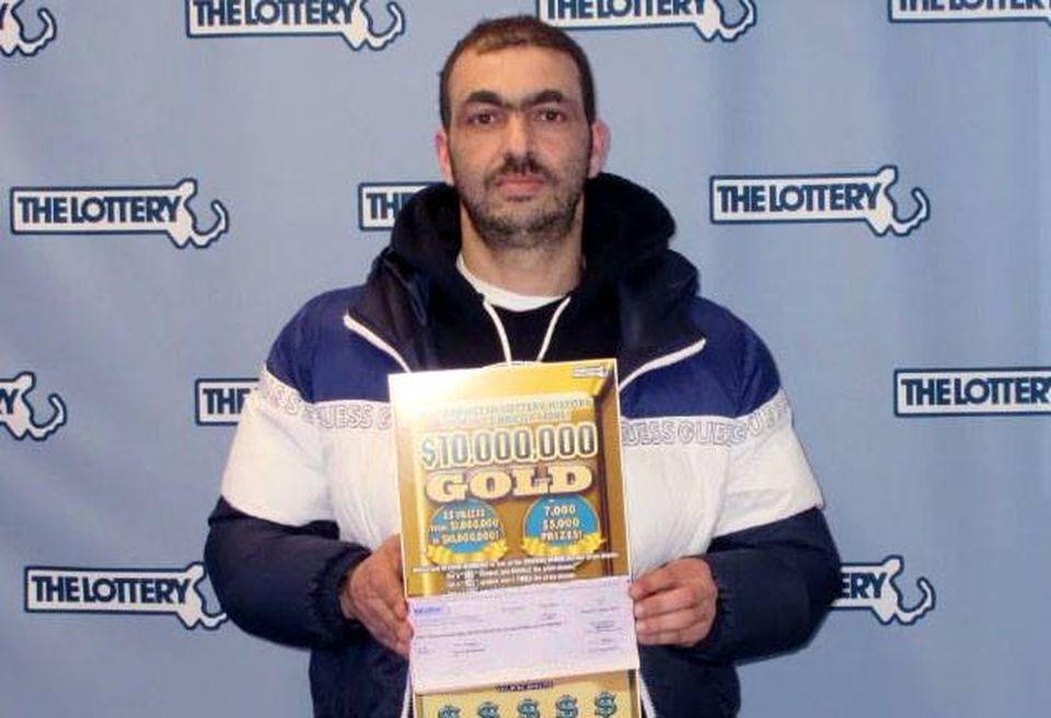 Massachusetts Lottery Winners salah