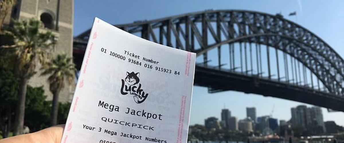 Australian lottery winner has life changed thanks to $96m jackpot