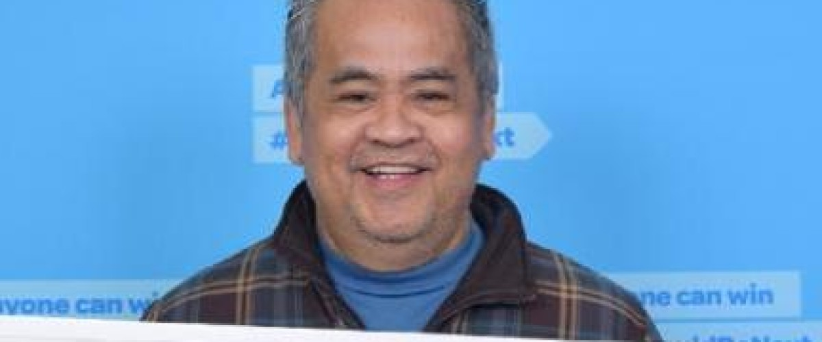 Janitor Wins Lottery but Says He Won't Quit His Job
