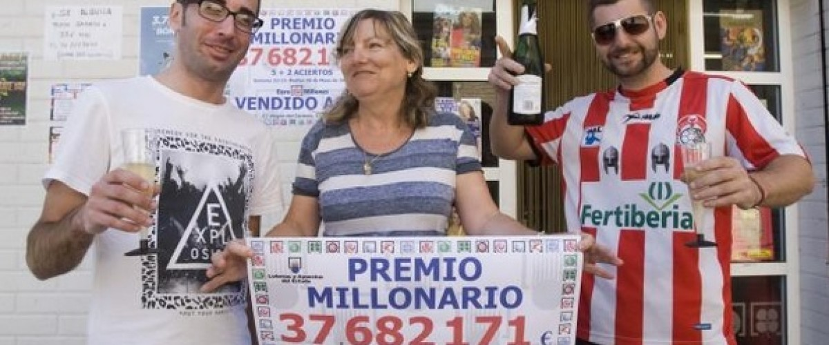 El sorteo de Euromillones hace millonarios a dos amigos del Puerto de Sagunto