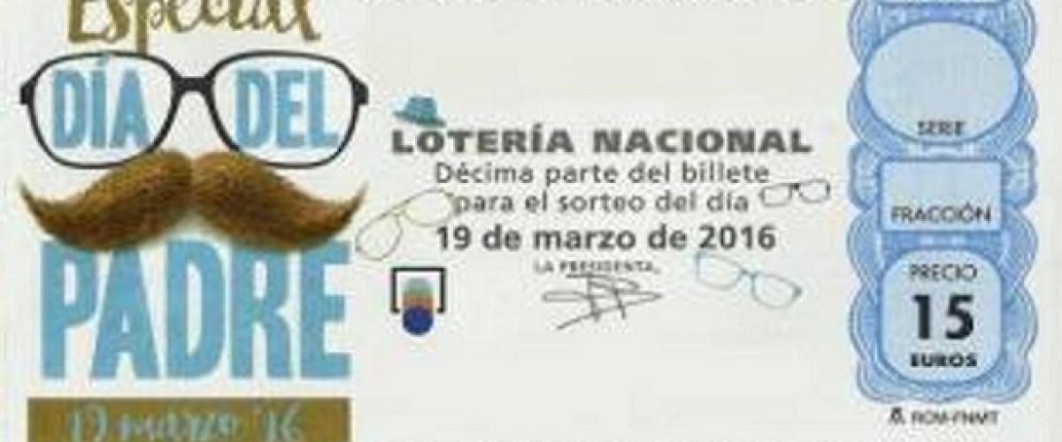 91.885 es el primer premio en el sorteo extraordinario del día del Padre de la Lotería Nacional