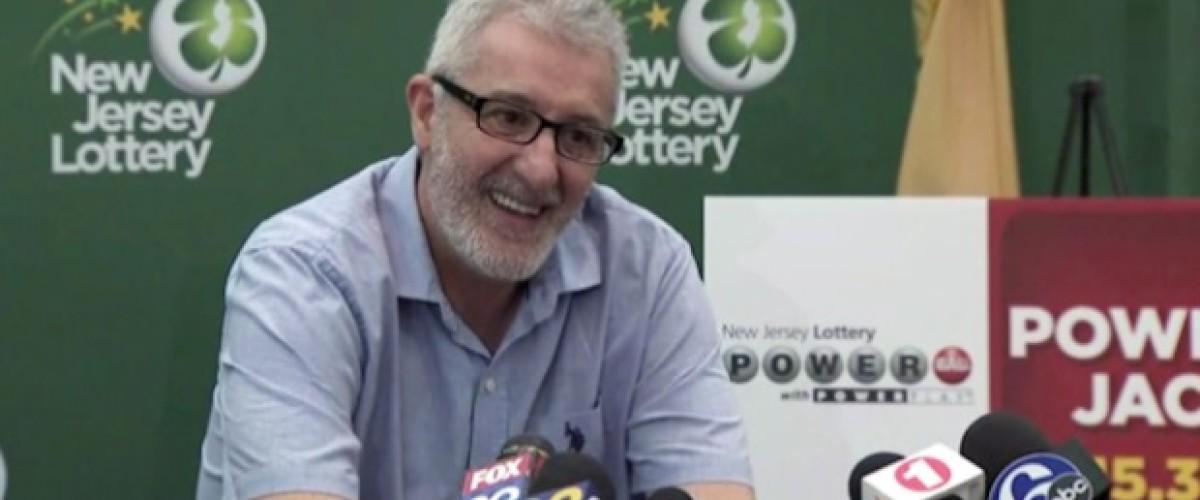 El cambio de vida de Tayeb Souami tras lograr 315,3 millones de dólares en la Powerball