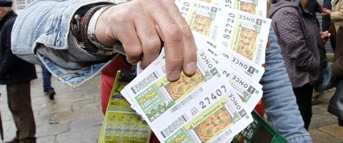 Coincide el número ganador de la Lotería Nacional y la ONCE