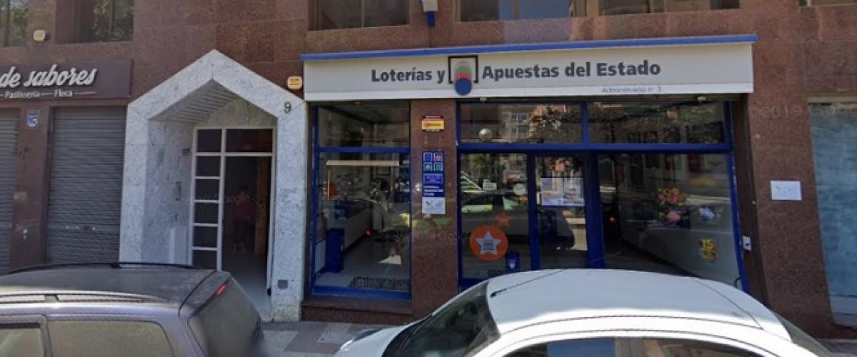 Un habitante de Blanes gana un bote de 1.404.349 euros en La Bonoloto