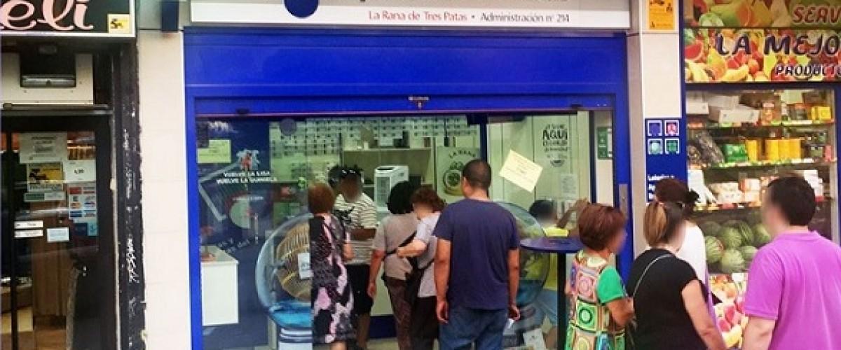 Un madrileño de Aluche gana 51.583.717 euros en el Euromillones