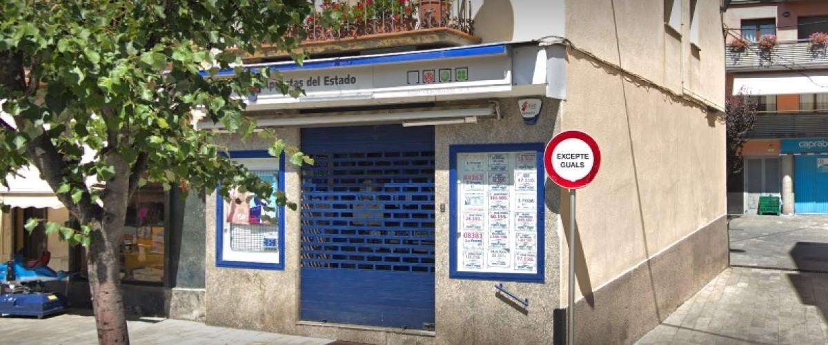 Un vecino de Puigcerdà gana 819.034 euros en la Bonoloto