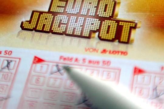 El único acertante del Eurojackpot gana 44 millones de euros
