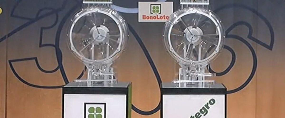 Dos jugadores de Cádiz y Málaga ganan 79.894 euros en la Bonoloto