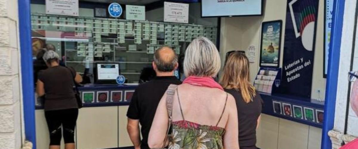 Tres agraciados logran 471 mil euros en la Primitiva