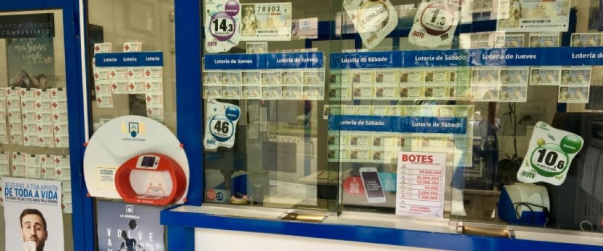 Un jugador de Redondela consigue 1.305.581 euros en la Bonoloto