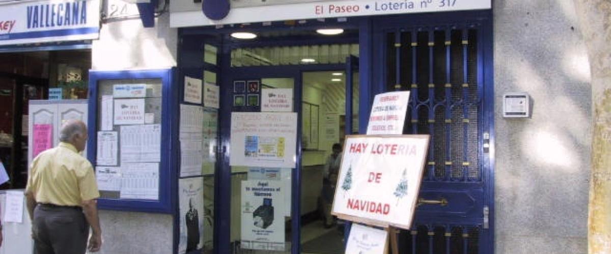 El Gordo de la Primitiva entrega casi 10 millones en Madrid
