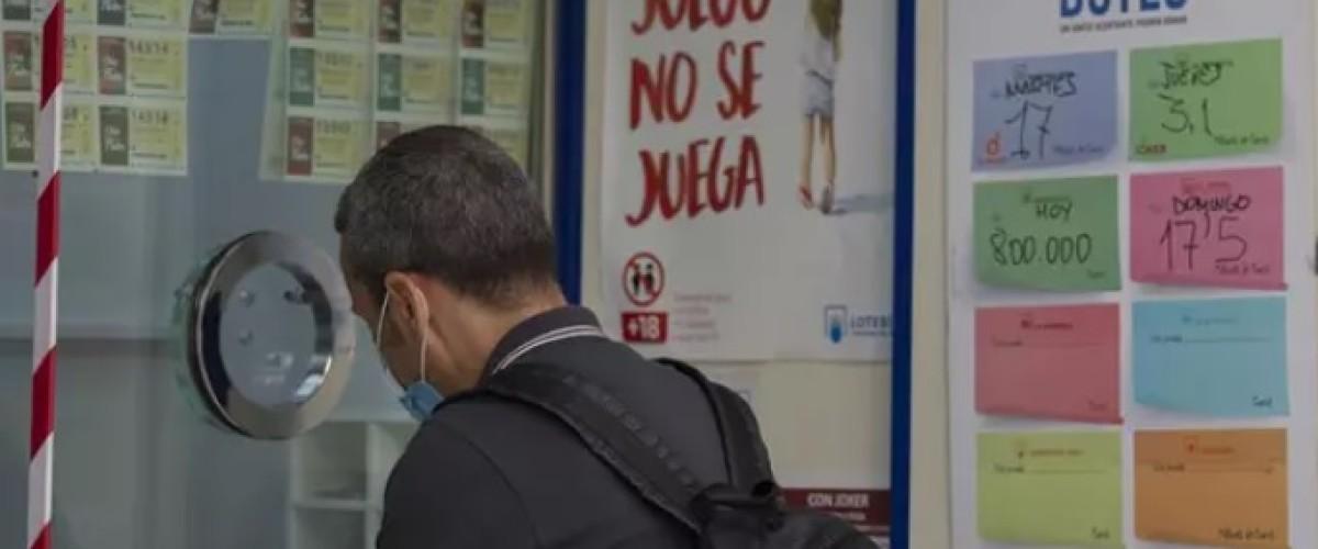 La Primitiva reparte 1.451.784 euros en Segovia