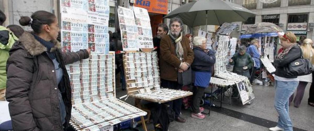Se agota el número 14320 de la Lotería de Navidad