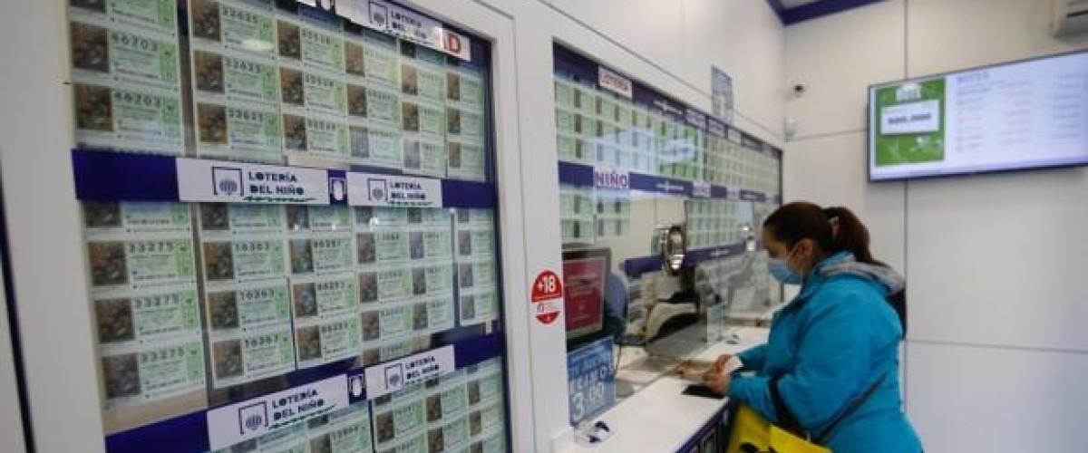 Un cordobés logra un premio de 206.812 euros en la Bonoloto