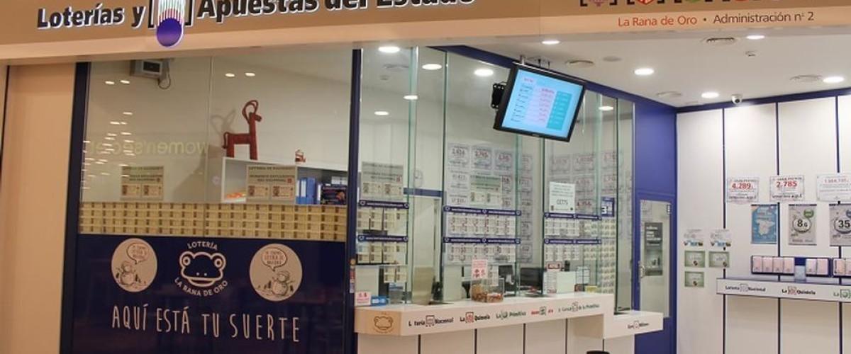 La Bonoloto entrega dos premios de 86.242 euros en Navarra y Valladolid