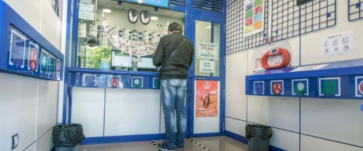 Más de 2 millones de euros del bote de la Bonoloto viajan hasta Segovia